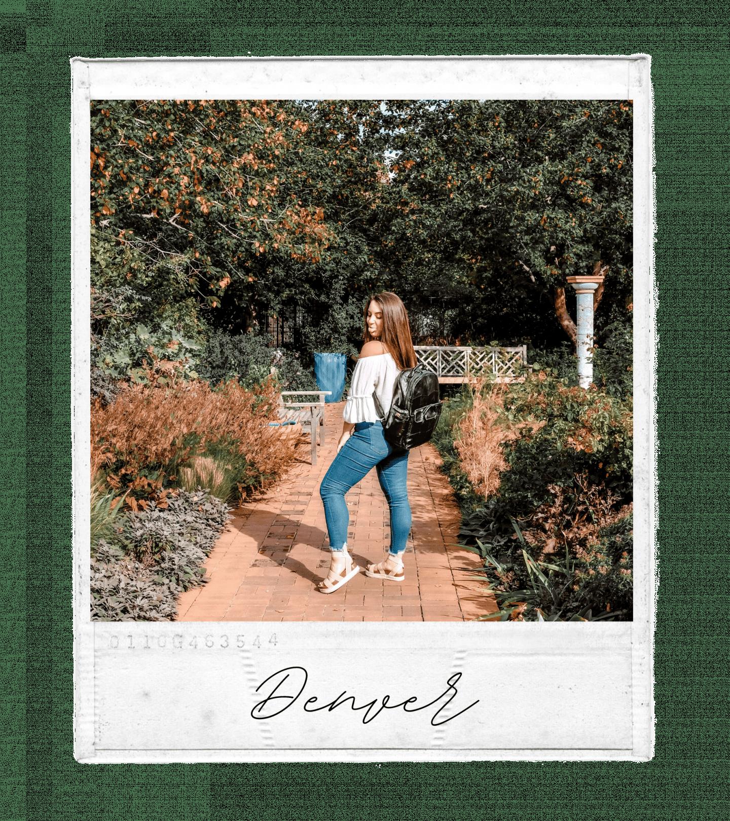 My Unique Travel Itinerary for Denver, Colorado