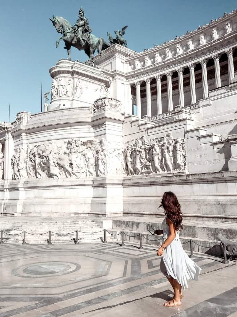 Rome itinerary 4 days