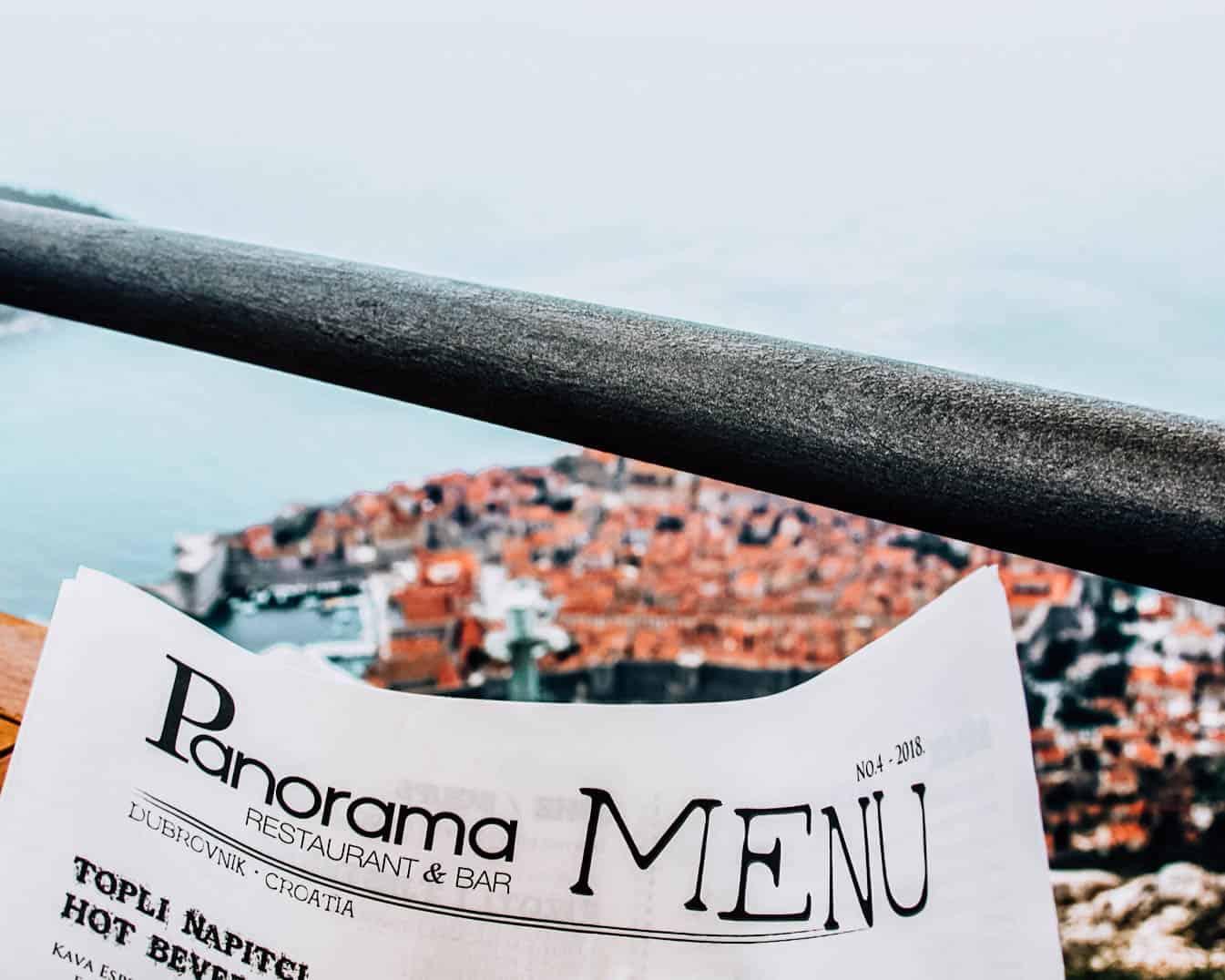 best eats Dubrovnik