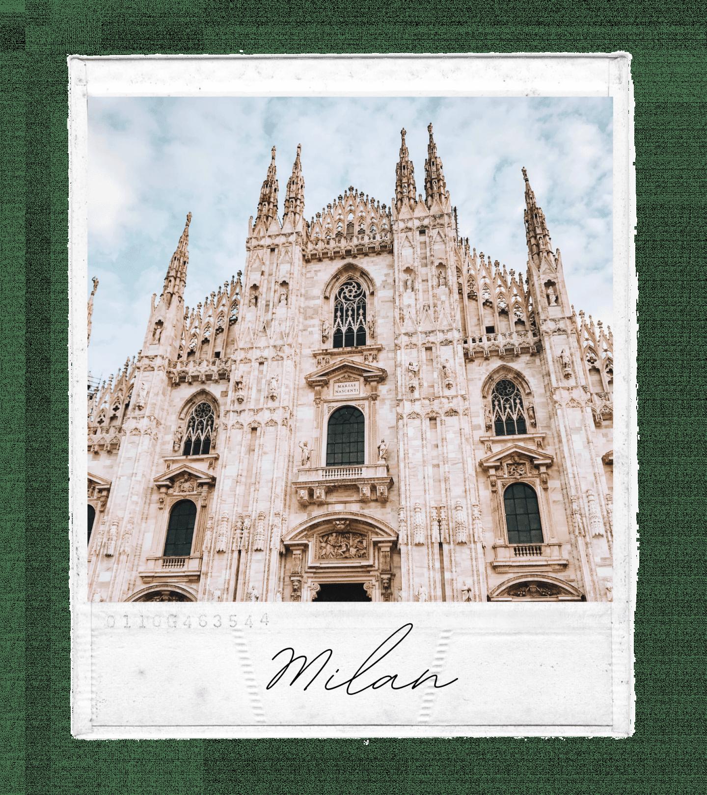 24 Hours in Milan