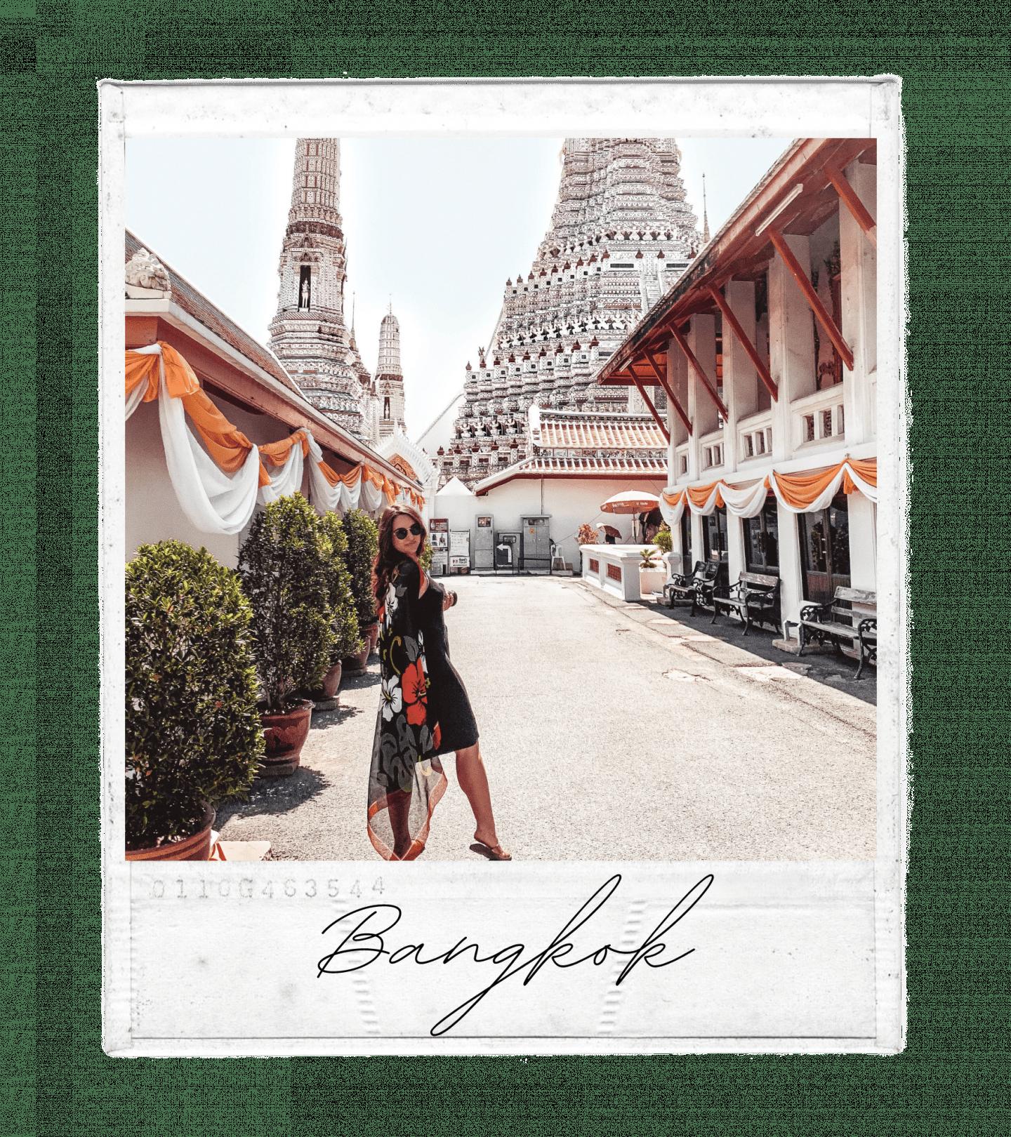 Bangkok, Thailand Weekend Travel Itinerary