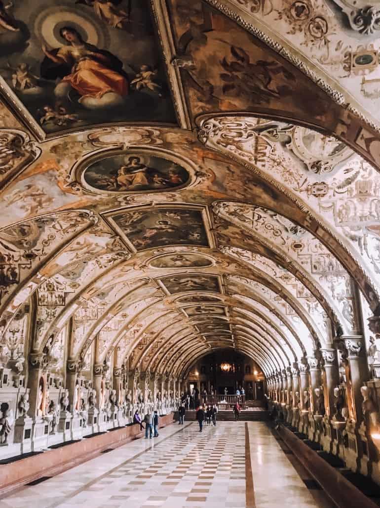 Munich travel itinerary
