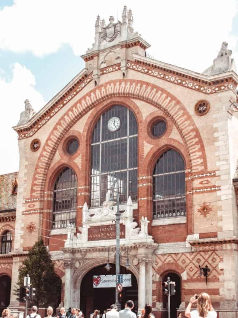 Budapest Hungary itinerary