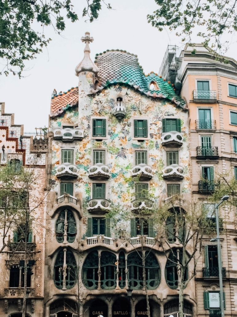 things to see Barcelona
