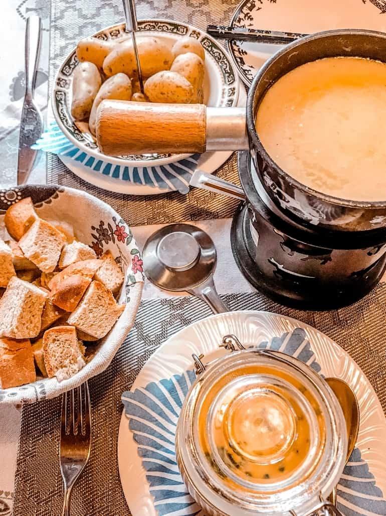 what to eat Interlaken