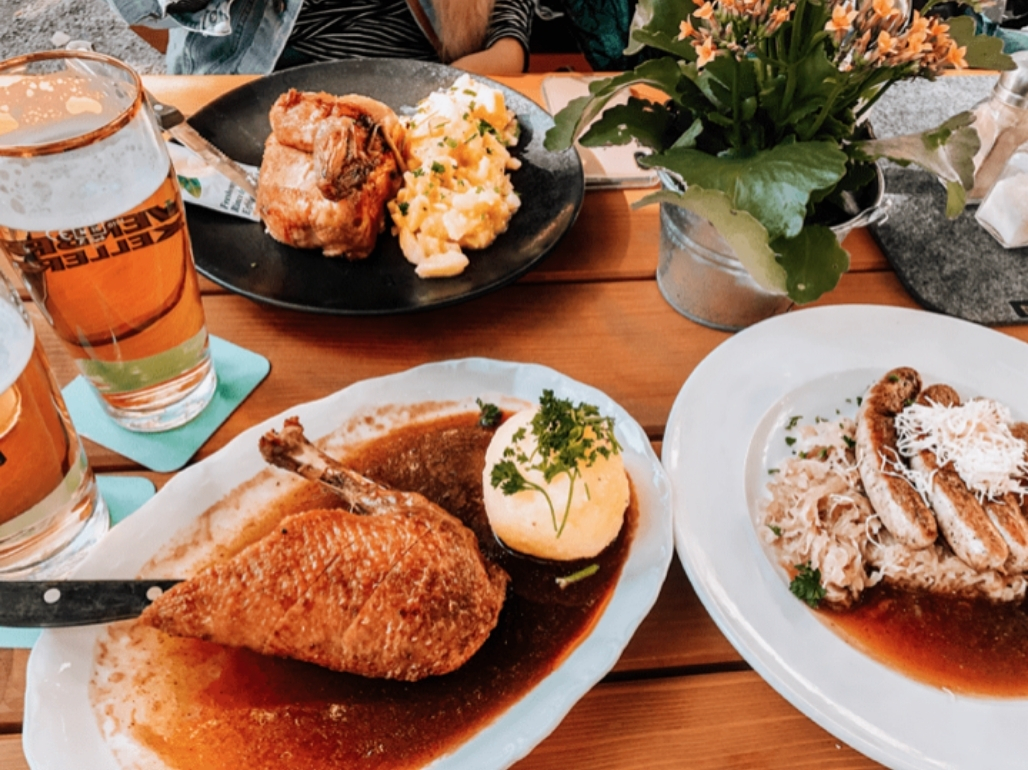 what to eat Munich