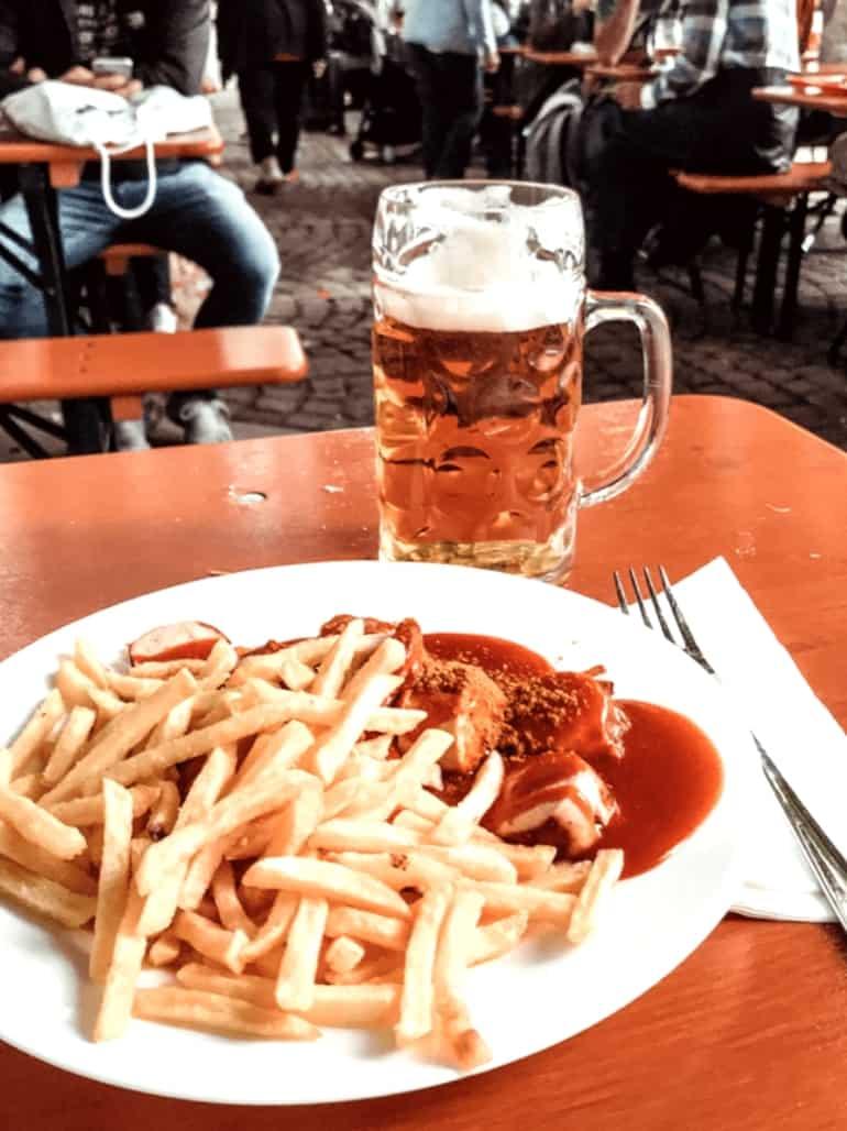 where to eat Munich