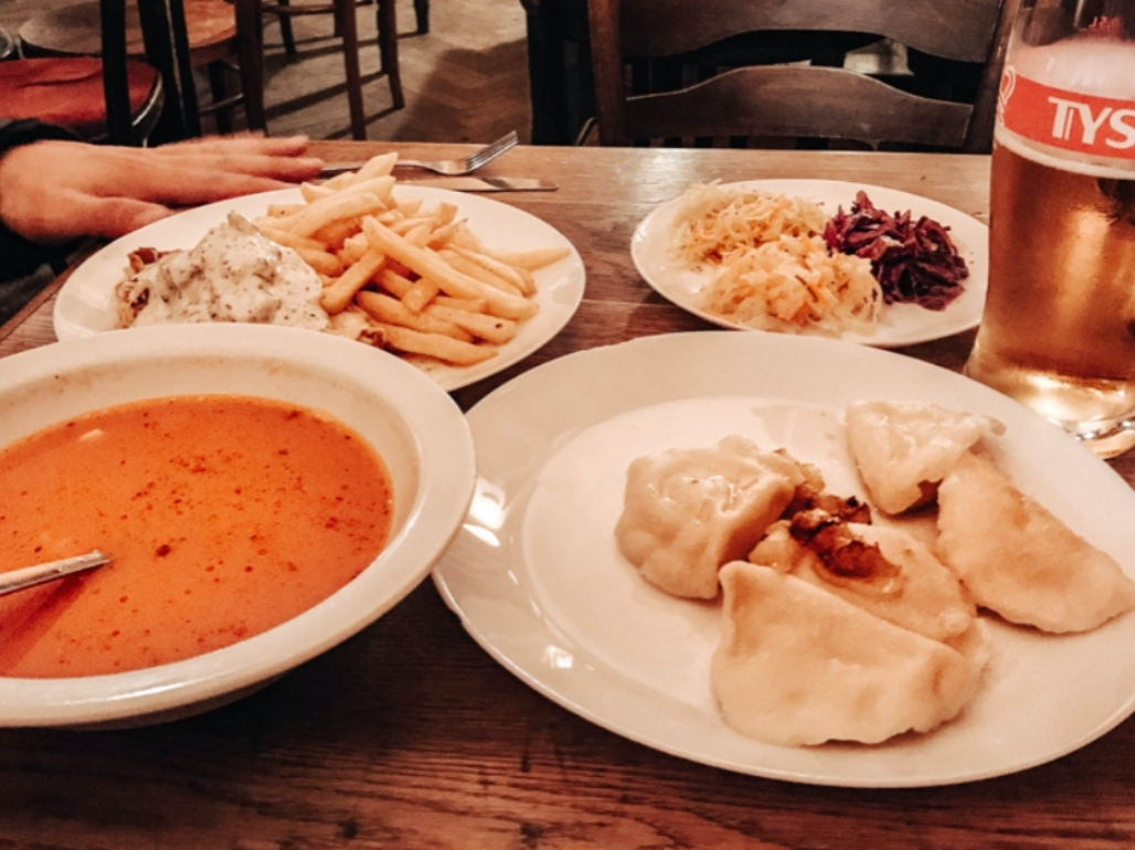 what to eat in Kraków