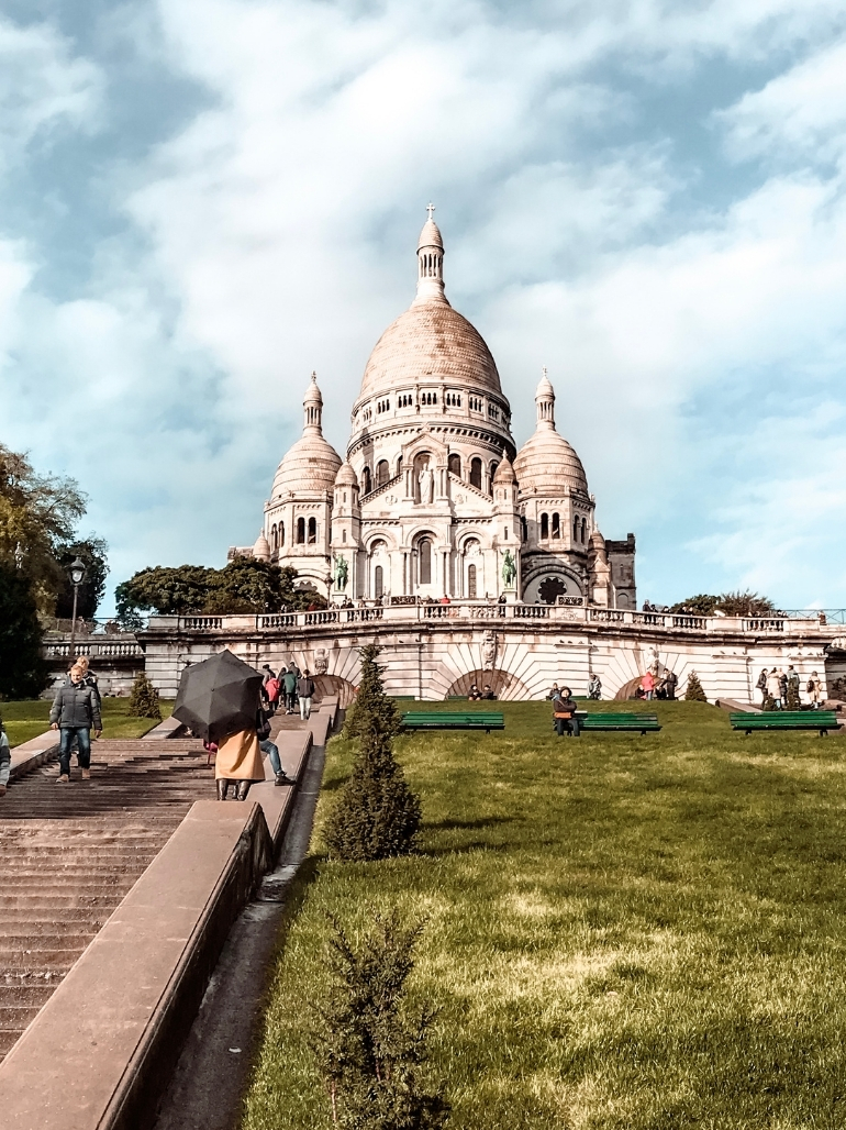 how to spend a weekend in Paris