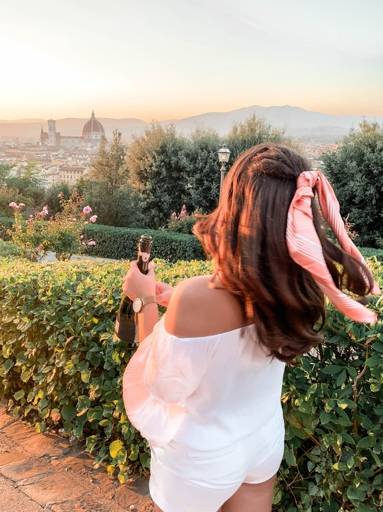 viewpoints in Florence