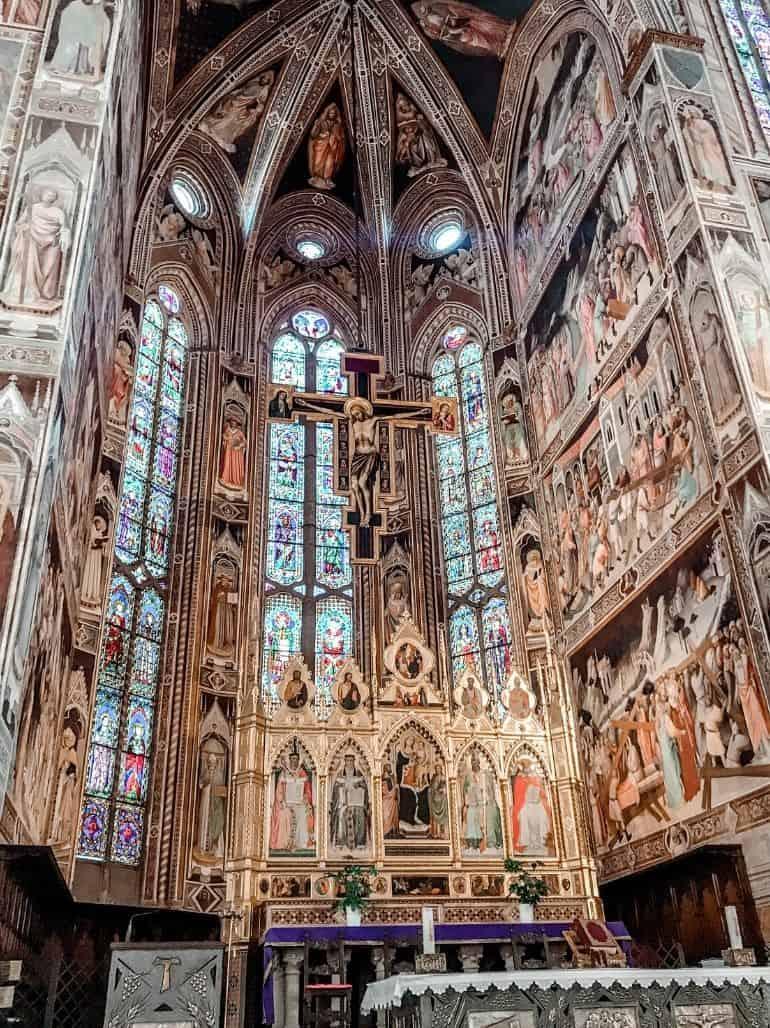 Florence itinerary