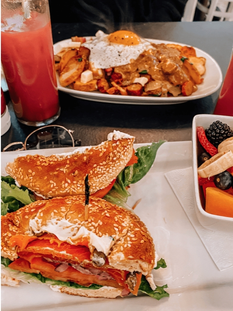 what to eat in Toronto
