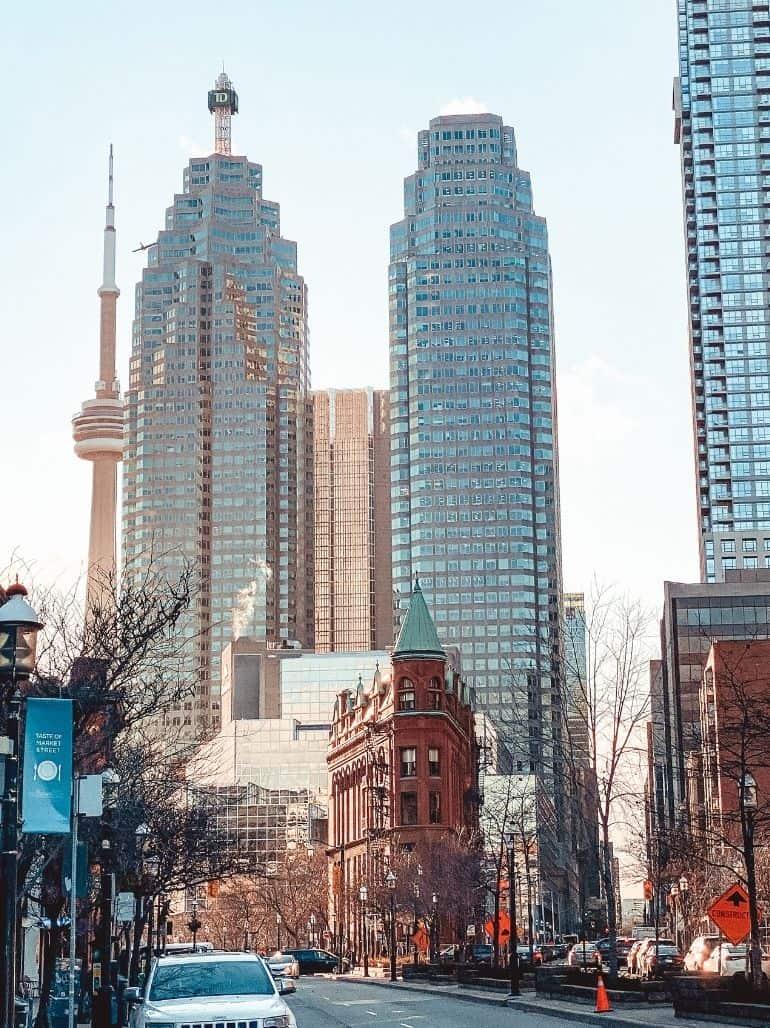 Toronto Canada itinerary