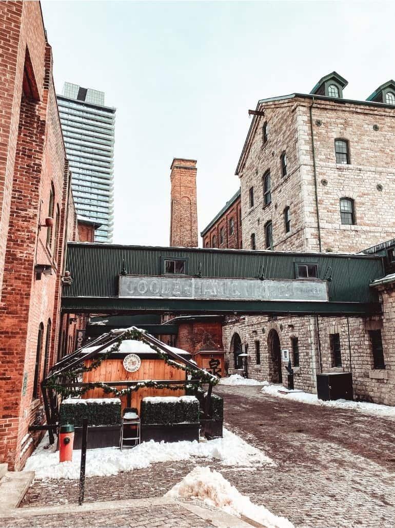 restaurants Toronto Canada