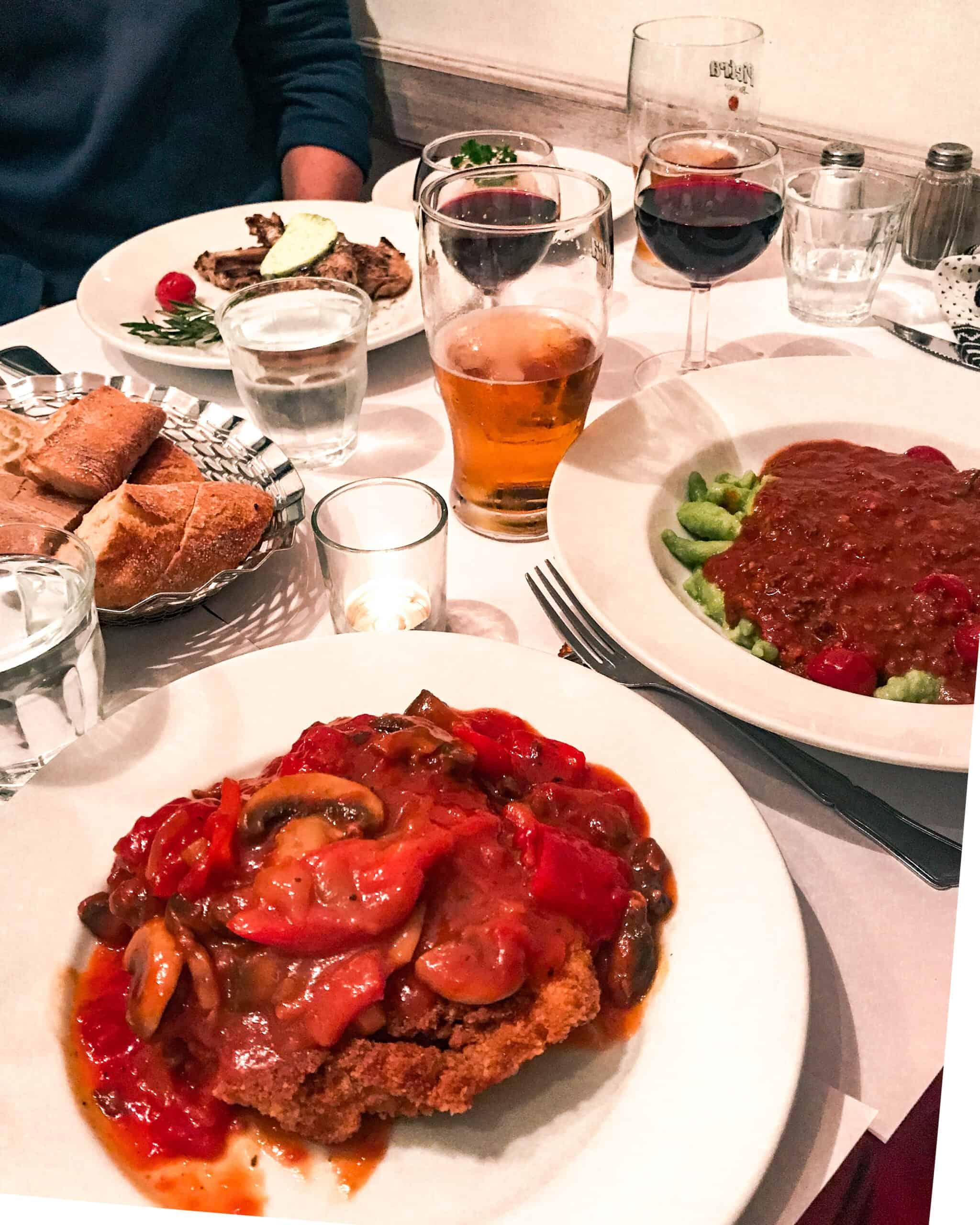 restaurants french riviera