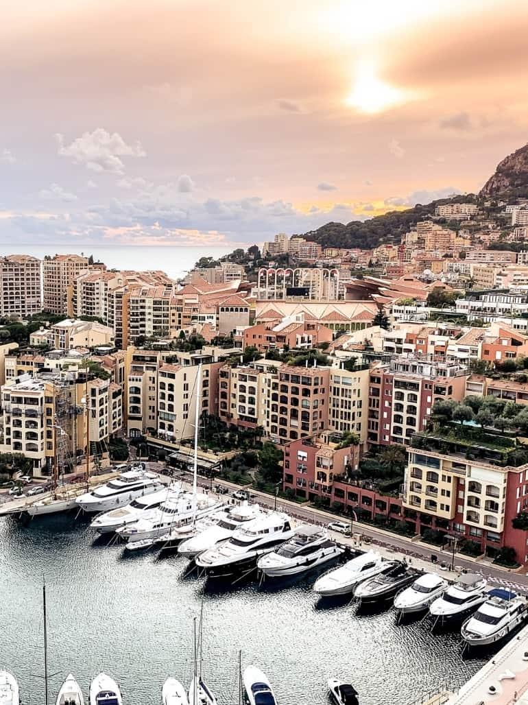 French Riviera itinerary 2 days