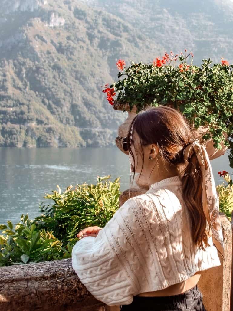 lake como itinerary