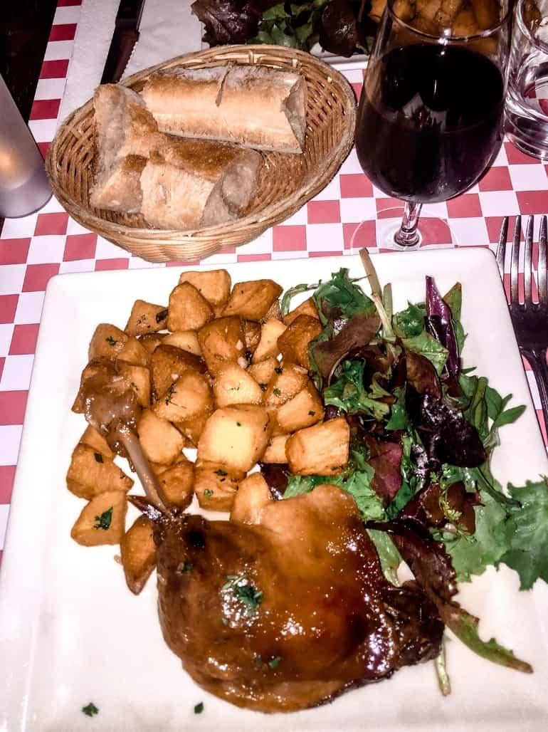 restaurants Paris France