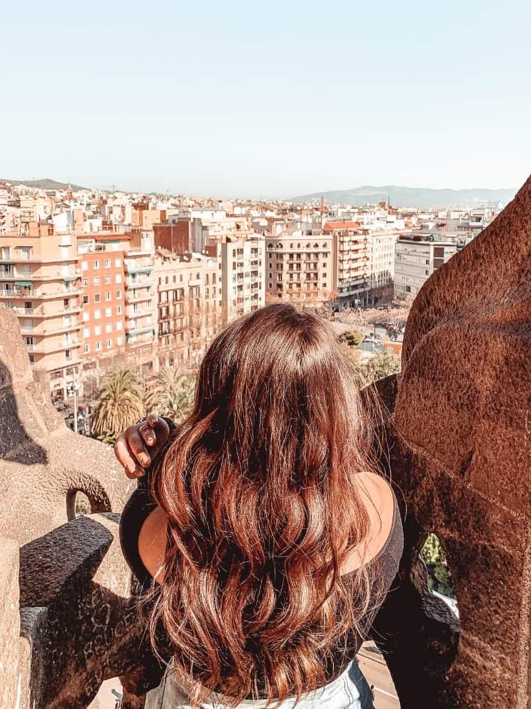 Barcelona Spain itinerary
