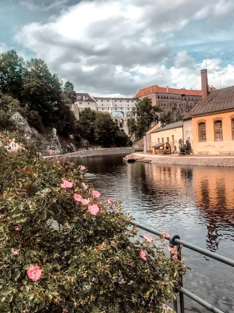 Česky Krumlov day trip itinerary