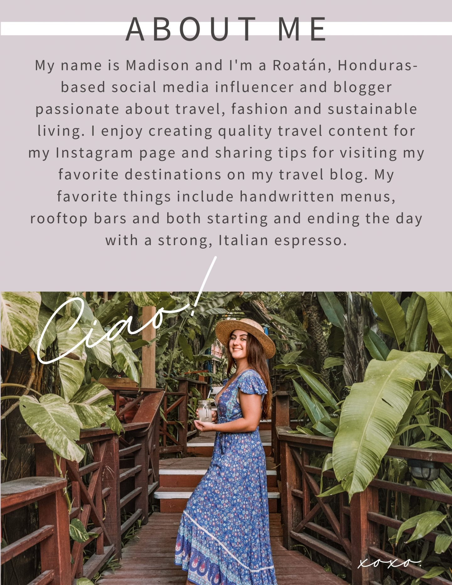 how to make a media kit for Instagram